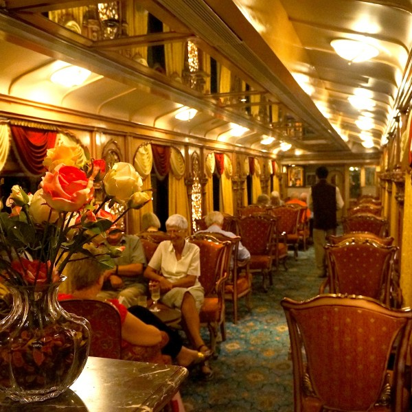 Golden Chariot Going India